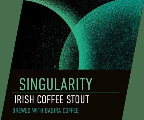 Gravity Brewing Singularity Irish Coffee Stout