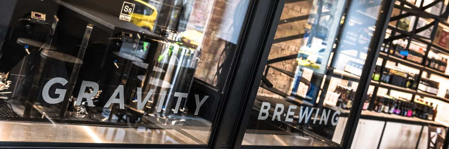 Welcome to Gravity Brewing -Craft Brewery Budapest