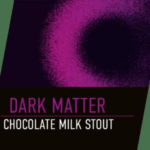 Gravity Brewing Dark Matter Chocolate Milk Stout