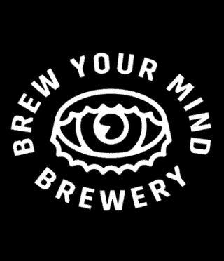 Gravity Brewing Budapest - Brew Your Mind Logo