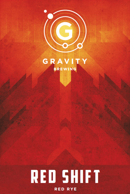 Gravity Brewing - Red Shift - Red Rye