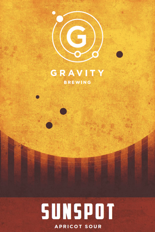 Gravity Brewing - Sunspot - Apricot Sour