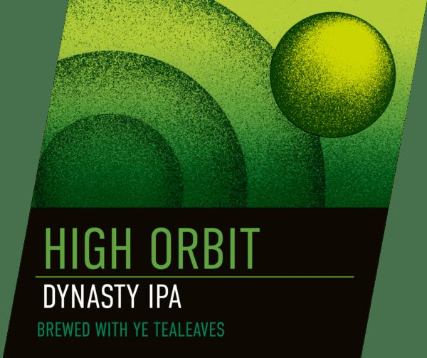 Gravity Brewing High Orbit Dynasty IPA