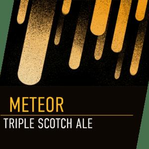 Gravity Brewing Meteor Triple Scotch Ale